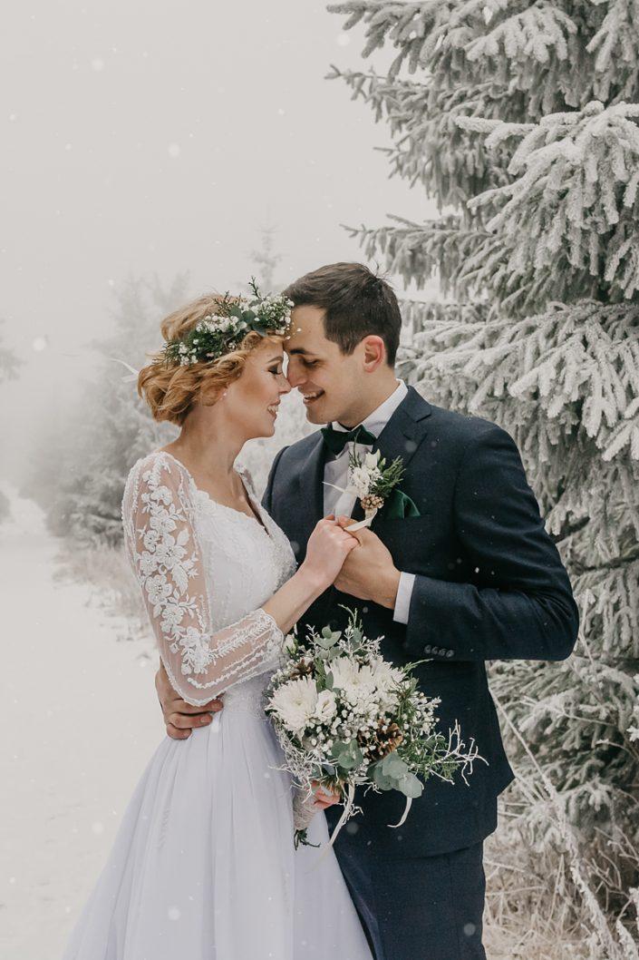 Svatební portréty