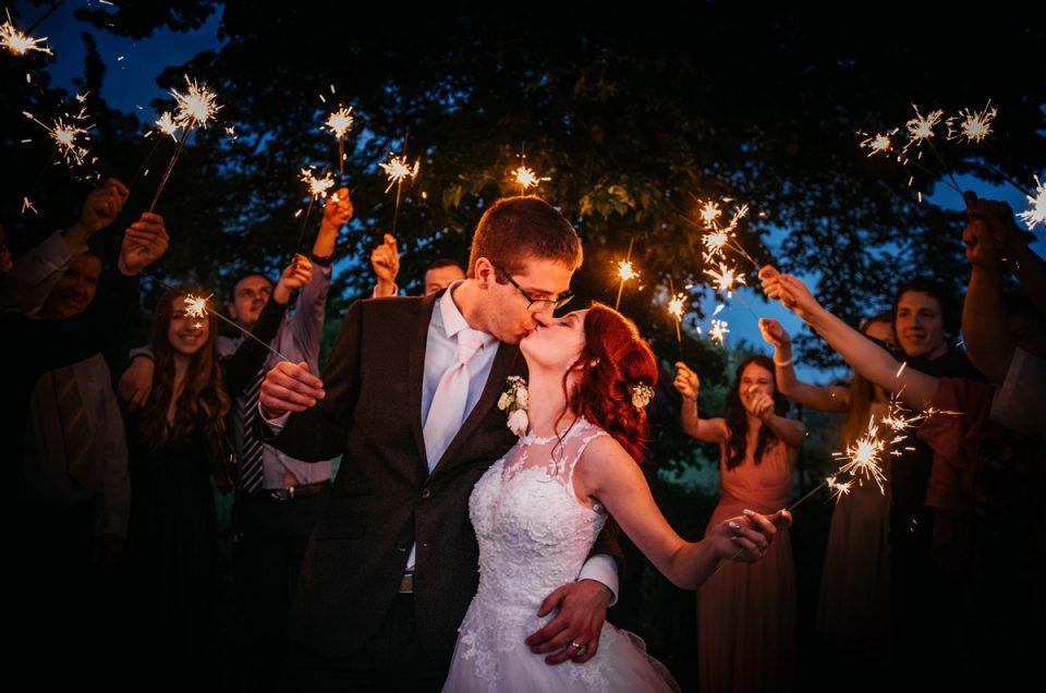 Veselá svatba ve Veselí