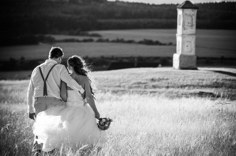 Proč jsem začala fotit svatby