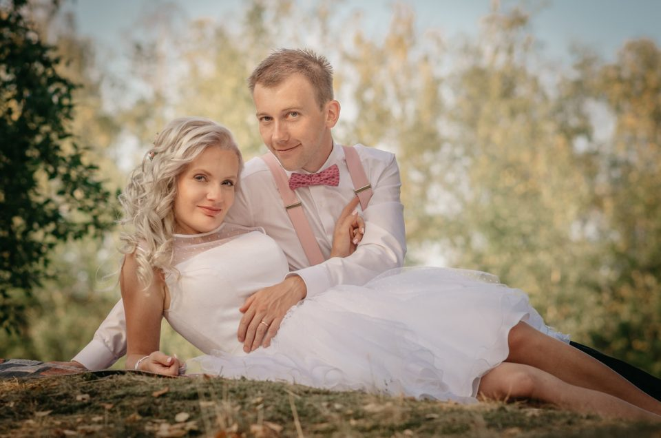 Svatba Haňule a Péťa