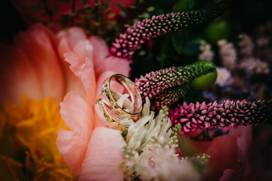 Boho svatba na Sv. Kopečku