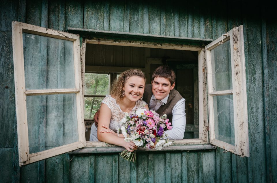 Svatba v Mohelenském mlýně