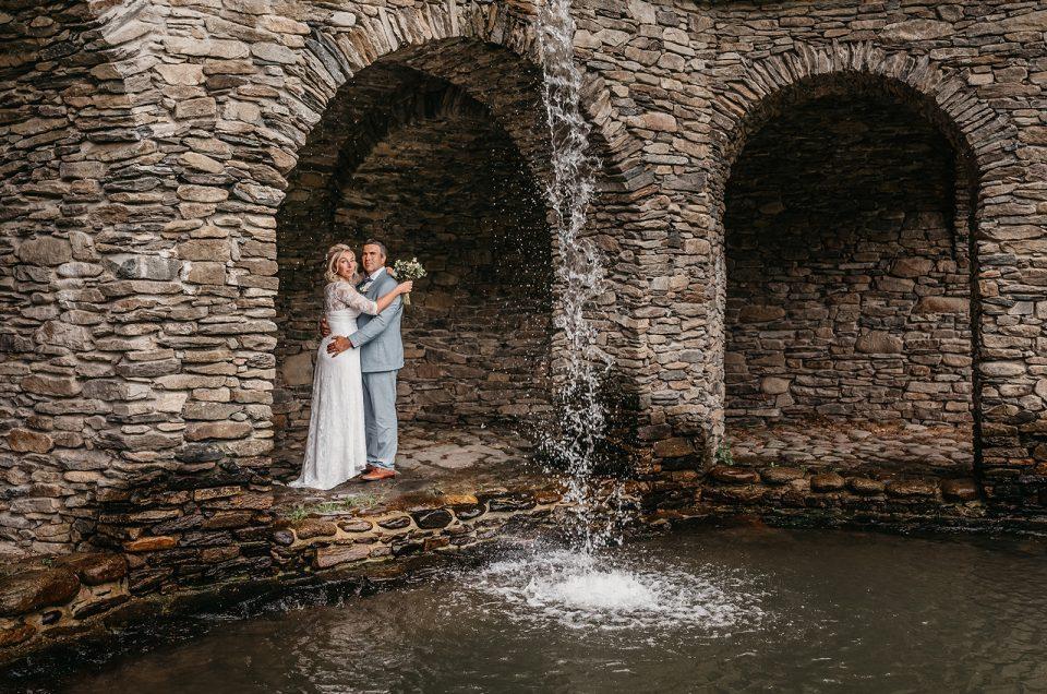 Svatba Loučná nad Desnou