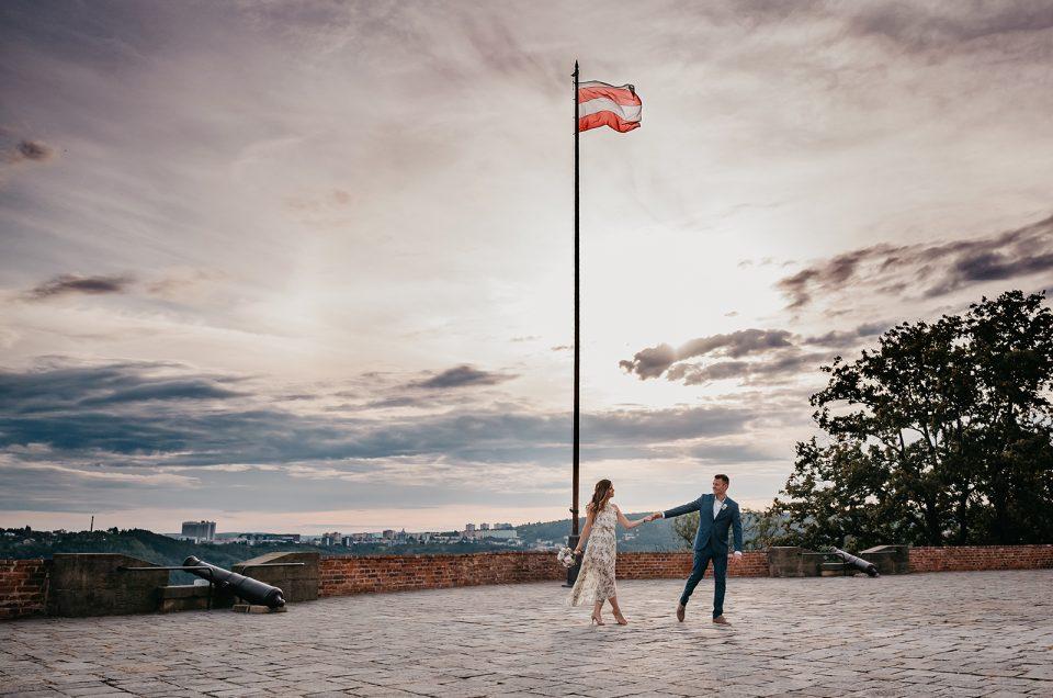 Svatba na Špilberku