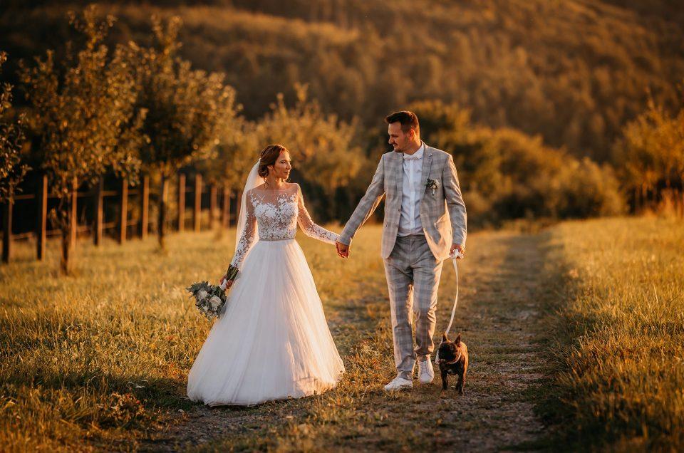 Svatba Ranč Milovice